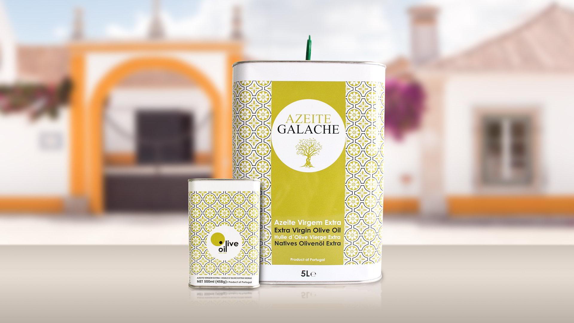 Azeite Virgem Extra Galache Up-Taste